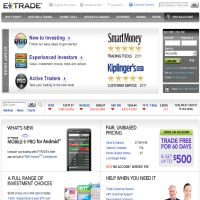 E*Trade Financial image