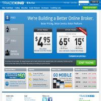 TradeKing image